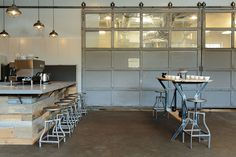 Build Outs Of Summer: Passenger Coffee Roasters – Lancaster, PA