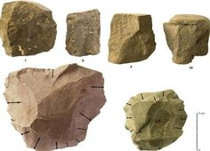 Old Stone Age Tools | 63,000-year-old stone tools found in Yemen