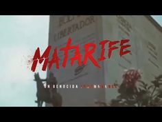 MATARIFE CAPÍTULO 3 COMPLETO - YouTube Calm, Youtube, Documentaries, Youtubers, Youtube Movies