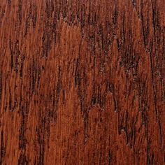 3 in. x 6 in. Garage Door Composite Material Sample in Clear Cypress Species with Walnut Finish