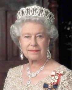 My Queen! HRM Elizabeth R.