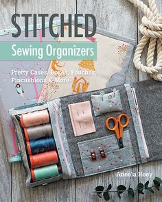 Stitched Sewing Organizers