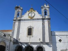 Church of Santo António - Igreja do antigo convento de Santo António dos Capuchos Location: Rua de Santo António, Tavira