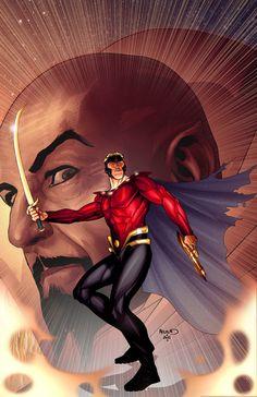 Flash Gordon by Paul Renaud