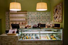 Pastelería Hoffmann más que un rincón con encanto.