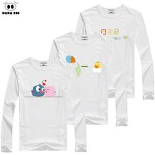 789c571ee8d DMDM PIG Christmas Girls Tshirt Cotton Kids Girl T Shirt Teenage Toddler  Boys Long Sleeve Tops