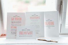 Hochzeit, Wedding, Invitation, Typography