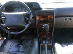 1990 Lexus ES 250, interior tustinlexus.com