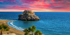 The rock - Penon del Cuervo, Costa del sol, Malaga, Spain