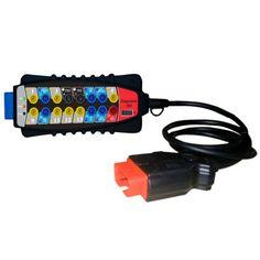 LAUNCH DA-16 breakout box - détecteur de protocoles obd accessoire indispensable pour votre valise de diagnostique   http://www.auto-diag-solution.fr/diagnostic-multimarque/176-launch-x-431-diagnosis-aid-da-16-breakout-box.html