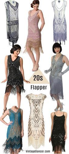Flapper Dresses & Quality Flapper Costumes flapper costumes, quality flapper dresses, style clothing at Dress The Dress may refer to: And may also refer to: Great Gatsby Outfits, 20s Outfits, Vintage Outfits, Vintage Dresses, Vintage Fashion, Fashion Outfits, 1920s Fashion Party, Ladies Fashion, 1920 Style Dresses