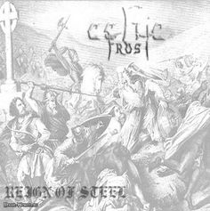 celtic frost reign of steel bootleg album covers