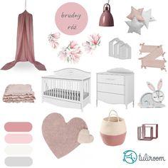 Szukasz pomysłu na pokój dla niemowlaka dziewczynki w kolorze brudnego różu? Sprawdź nasze propozycje! Kids Rugs, Pink, Home Decor, Kid Friendly Rugs, Interior Design, Pink Hair, Home Interior Design, Roses, Home Decoration