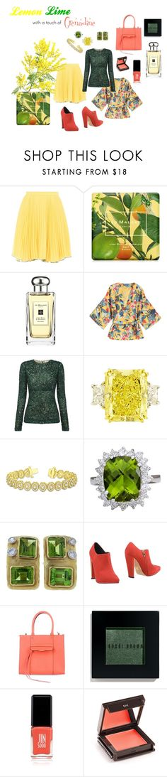 """A Touch of Grenadine"" by shoultesshark ❤ liked on Polyvore featuring Boutique Moschino, Jo Malone, Rachel Gilbert, Allurez, PrimaDonna, Rebecca Minkoff, Bobbi Brown Cosmetics, JINsoon and Jouer"