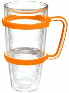 Dishwasher Safe Tervis Tumbler Neon Orange Handle Accessory For 24oz Drinkwear Http