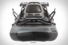 Weighing just 98 lbs and requiring only 3-4 inches of water underneath the boat for floatation, the Flycraft Stealth Boat is as versatile as it is convenient. Designed specifically for fishing, its 12.5-foot inflatable base allows it to be transported...