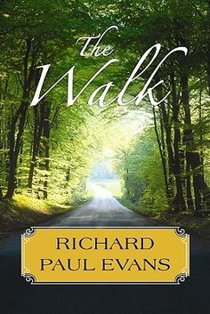 The Walk by Richard Paul Evans gets 4 out of 5 stars in my book review.   This well written adult realistic fiction/romance/travel writing novel is a fast read, quite enjoyable, clean read, and a bit emotional and thought provoking. Alohamora Open a Book http://www.alohamoraopenabook.blogspot.com/