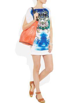 stella mccartney tee shirt dress