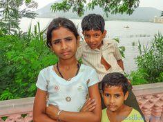 Chidren near Man Sarobar lac..India | Flickr - Photo Sharing!