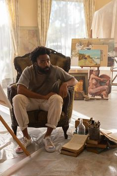 "Donald Glover & adidas Reveal First Collaborative Project, Kicks Meant For Adventures: ""Donald Glover Presents"" his take on the Continental Nizza and Lacombe."