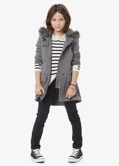 Vince moda casual para niñas y adolescentes AW 14 http://www.minimoda.es