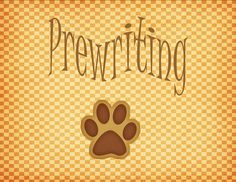 Classroom Freebies: Pawsitively Perfect Writing