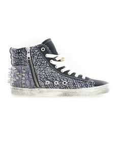 Look at this #zulilyfind! Black Bling Sneaker #zulilyfinds