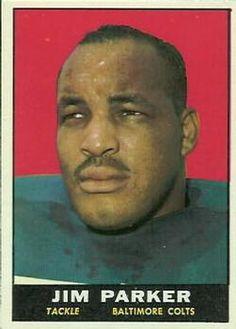 6 - Jim Parker - Baltimore Colts