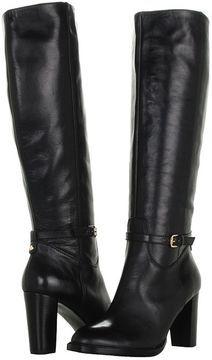 Ivanka Trump - Tulip (Black Leather) - Footwear on shopstyle.com