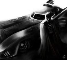 Batman by Raúl Vásquez Batman Fan Art, Batman Artwork, Batman Wallpaper, Batman And Superman, Batman Robin, Batman And Catwoman, Batman Arkham Knight, Batgirl, Batman Universe