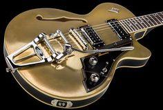 Duesenberg Guitars - Starplayer TV mit Goldfinish