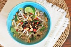 Babah- Cambodian Rice and Pork Soup | Girl Cooks World