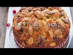 PANETTONE SALATO Ricetta FACILE e veloce per Natale - Chiarapassion - YouTube