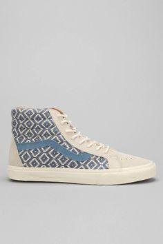 1679dd3ae0 Vans Sk8-Hi Reissue California Italian Weave Men s High-Top Sneaker