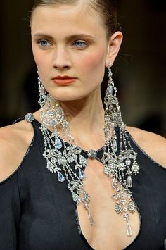 Alexis Mabille Fall 2011 - Details