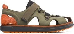 Camper Marges Multicolor Sandals Men K100179-001