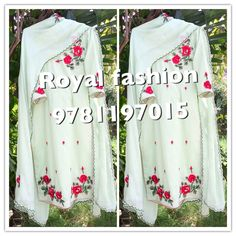 Embroidery Suits Punjabi, Embroidery Suits Design, Embroidery Fashion, Embroidery Dress, Designer Punjabi Suits, Indian Designer Wear, Best Casual Dresses, Nice Dresses, Bridal Suits Punjabi