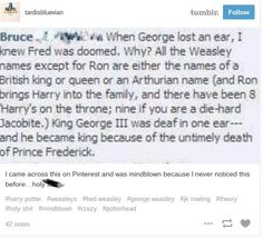 22 Times Tumblr's 'Harry Potter' Theories Blew Our Minds: