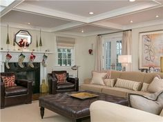 50 Wildwood Ln Summit City NJ 07901 Traditional Northside Center Hall Colonial With ColonialLiving Room