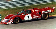 Ferrari na Can-Am Can Am, Ferrari Racing, Gto, Le Mans, Vehicles, Google, Cars, Sport, Car