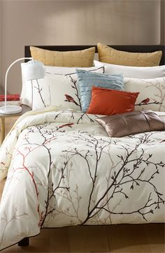 Blissliving Home 'Tuileries' Duvet Set available at Nordstrom, I love this for the MB, EXPENSIVE though