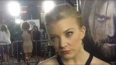 Game of Thrones Premiere Interviews: Natalie Dormer and Carice van Houten