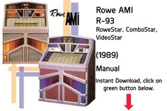 27 Best AMI Jukeboxes: the 1980s images in 2012 | Jukebox