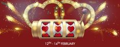 Loving our Players - Romantic Giveaways At Black Diamond Casino! Feb. 12th-14th