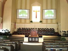 churchsanctuarydesign parkview baptist church lake city fl sanctuary renovations design - Small Church Sanctuary Design Ideas