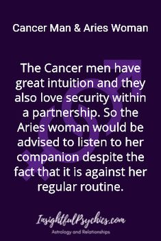 Aries woman and cancer woman friendship