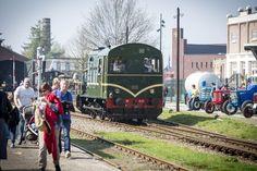 Bezoekers tevreden over Museum Buurtspoorweg in Haaksbergen | Enschede | AD.nl Mbs, Museum, Train, Museums, Strollers