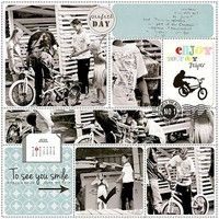 A Project by zwyck from our Scrapbooking Gallery originally submitted 07/15/13 at 12:12 AM
