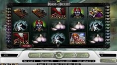 Blood Suckers Video Slot Review