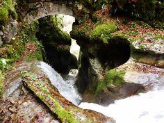 Cascade des moulins à Vulvoz | Jura, France | #JuraTourisme